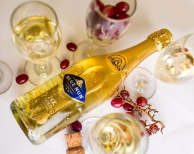 Blue Nun The 24k Gold Champagne launches in Nigeria Brandspur8