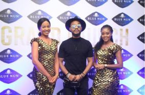 Blue Nun The 24k Gold Champagne launches in Nigeria Brandspur9