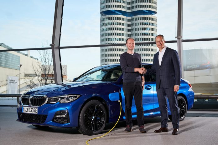Half a million electrified BMW Group vehicles already on the roads - Brand Spur