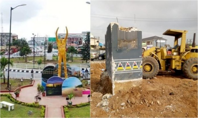 Fela, Awo's Statues not Destroyed - LASG - Brand Spur