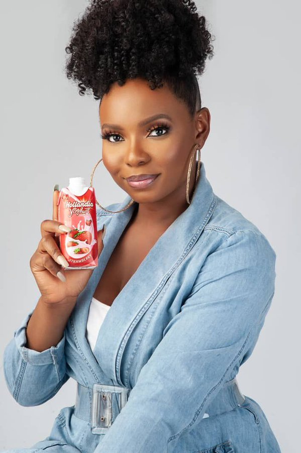 Hollandia Yoghurt signs Yemi Alade as brand ambassador to mark 15 Years Anniversary - Brand Spur