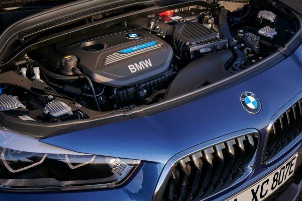 The new BMW X2 xDrive25e (Photos) - Brand Spur