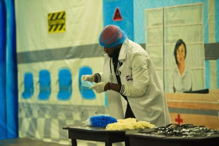 BBNaija Lockdown: Betway Honours Health Workers on This Week's Arena Games (Photos) - Brand Spur