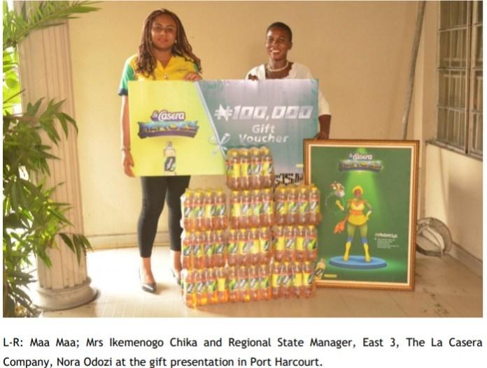 La Casera Rewards And Celebrates Frontline Workers In Nigeria Communities (Photos) - Brand Spur