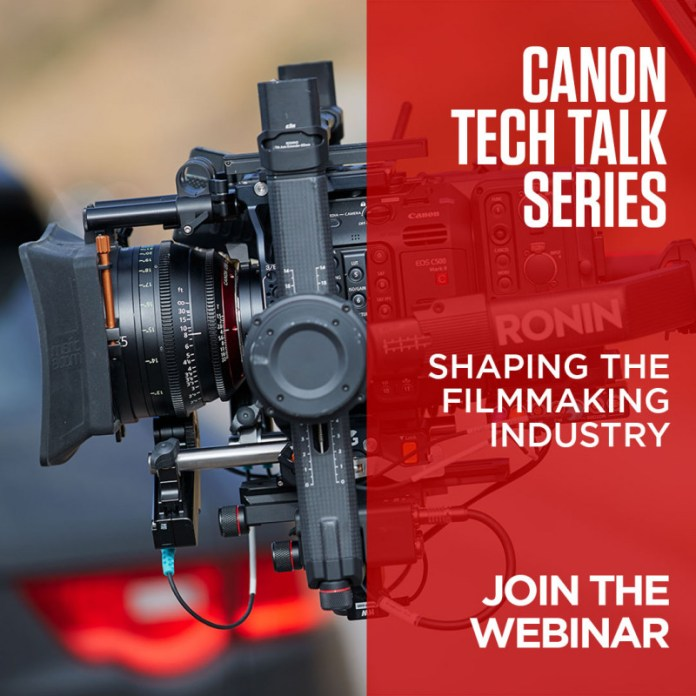 Canon Revolutionizes African Film Industry and Unveils a Knowledge-Sharing program