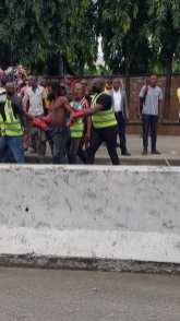 Photo News: Akwa Ibom Begins Evacuation of Mentally Challenged Persons off Street