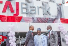 TAJBank Brandspurng Opens New Footprints in Sokoto State (Photos)1