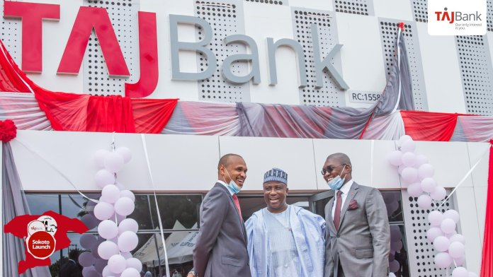 TAJBank Opens New Footprints in Sokoto State (Photos) - Brand Spur