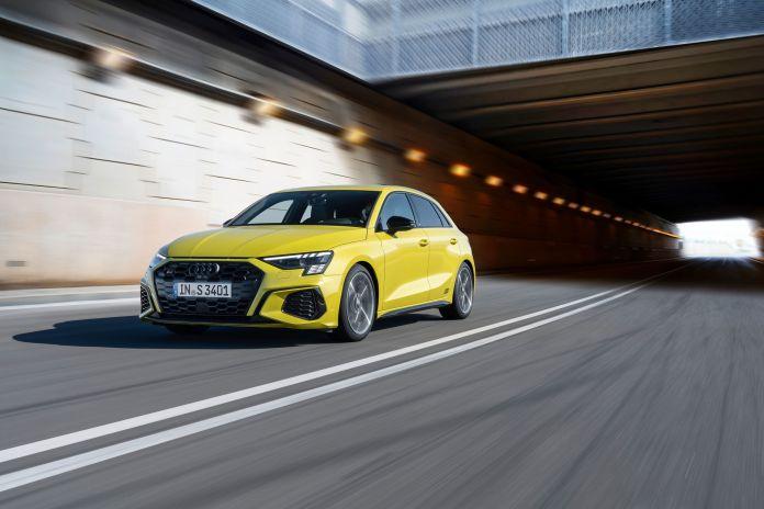More Dynamic, More Power, More Driving Pleasure: The Audi S3 Sportback and the Audi S3 Sedan
