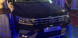 Volkswagen Opens Fifth Assembly Plant in Sub-Saharan Africa (Photos)