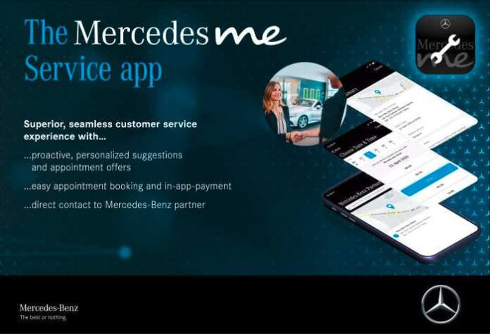 the new generation of Mercedes me Apps launches - BRANDSPUR6