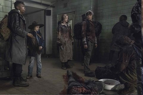 The Walking Dead celebrates 10th anniversary - Brand Spur