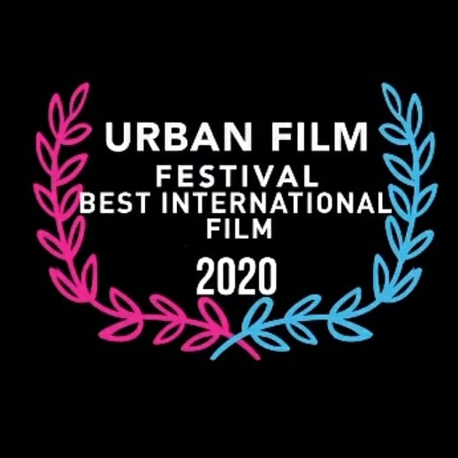 STRAIN - A Nigerian Sickle Cell themed movie wins award for International Best Film at the 2020 edition of Urban Film festival in Miami US