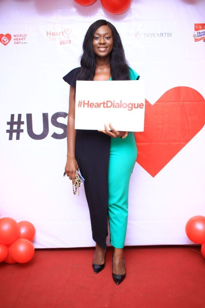 12. Kemi Olawoye, Host of the day brandspurng