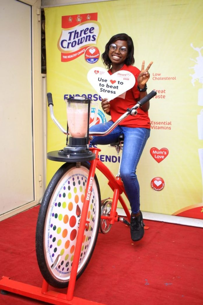 Cardiac Community Organizes Heart Dialogue to Stress The Importance Of A Healthy Lifestyle brandspurng4