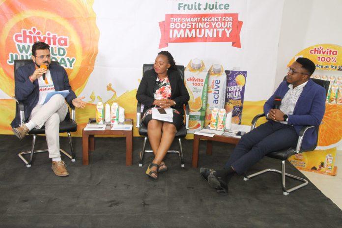 Chivita Celebrates World Juice Day
