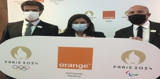 Orange becomes Premium partner to the Paris 2024 Olympic and Paralympic Games