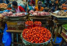 food September Annual Inflation Rate Rises to 13.71% amid Continued Increase in Food Prices