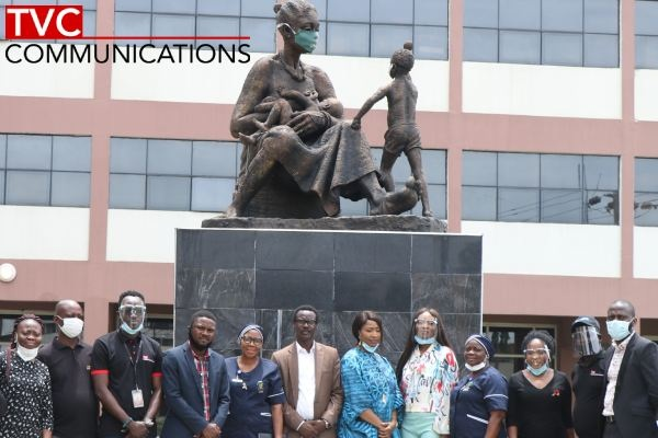 TVC Communications Partner with P&G to Commemorate 2020 Child Health Day