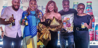Elites Fans Celebrate As Erica Nlewedim Bags Double Endorsement Deal With Star Radler and Legend Extra Stout