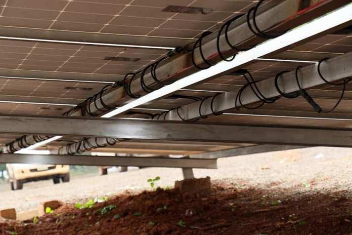 Solar Hybrid Mini-Grid Brandspurng REA electrifies Ogun state community after 200 years (Photos)