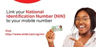 Airtel Granted Verification and Enrolment License for National Identification Number