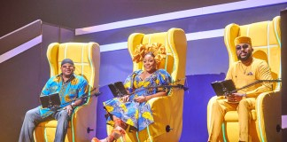 Banky W, Omawumi and Olisa Adibua Share Their Thoughts on Whether Talent Is Enough to Survive In The Entertainment Industry