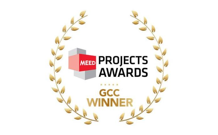 CCC collects multiple awards at MEED Project Awards Brandspurng