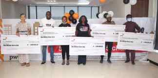PwC Holds Annual Walk for Charity; Donates N5m to 5 Selected Charities Brandspurng