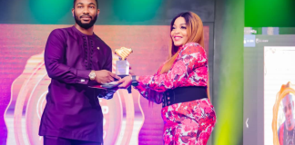Infinix receives Mobile Phone Brand of the Year Award at the Peace Legend Awards