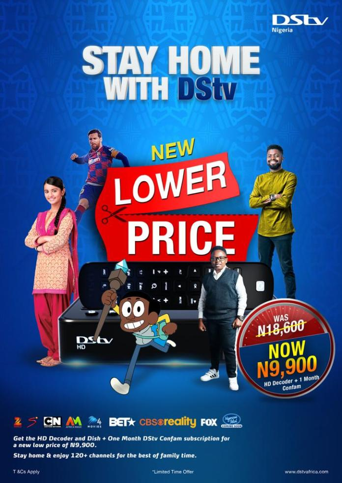 MultiChoice Announces Price Slash on DStv, GOtv Decoders