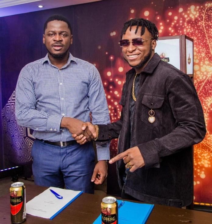 DJ Kaywise Joins The Omoluabi Family, Gets Goldberg Ambassadorial Deal Brandspurng