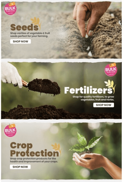 Konga Fertilizers Brandspurng How Konga is revolutionizing Agriculture in Nigeria through e-Commerce