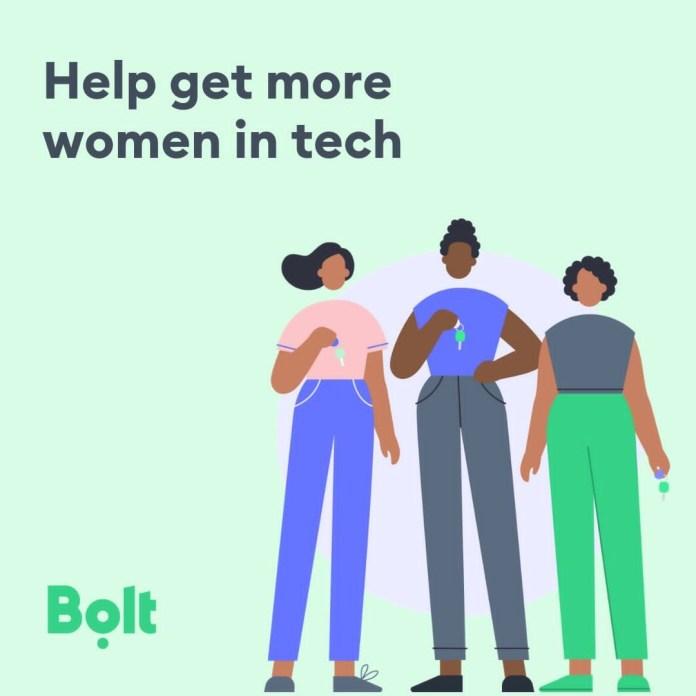 Bolt Launches #Drive4WITech Internship Programme For Women- Brand Spur Nigeria