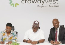 Crowdyvest Raises New Financing and Exits EMFATO Holdings (Owners of Farmcrowdy)