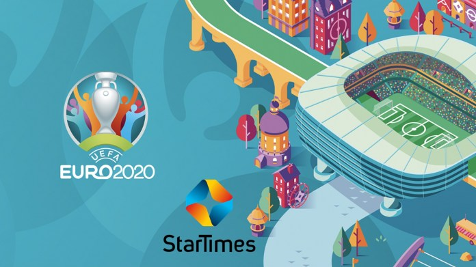 Euro 2020 Countdown Begins on StarTimes BRANDSPURNG