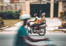 "Motorcycle ""Okada"" Commuters Paid More in February 2021 - NBS Brandspurng"