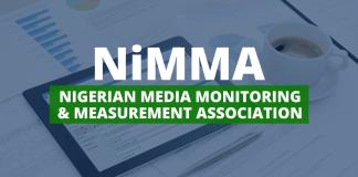 Advocating For Nigerian Media Monitoring And Measurement Association (NiMMA)-Brand Spur Nigeria