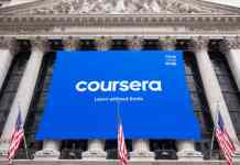 Online Education Provider Coursera Raises $484M From IPO At $33 Per Share