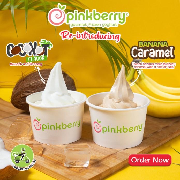 Pinkberry Nigeria: April Full Of Pinkberry Surprises!