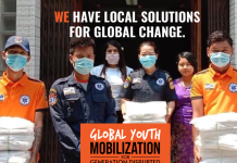 WHO Back Global Youth Mobilization Funds Young People's Ideas To Combat Impact Of COVID-19