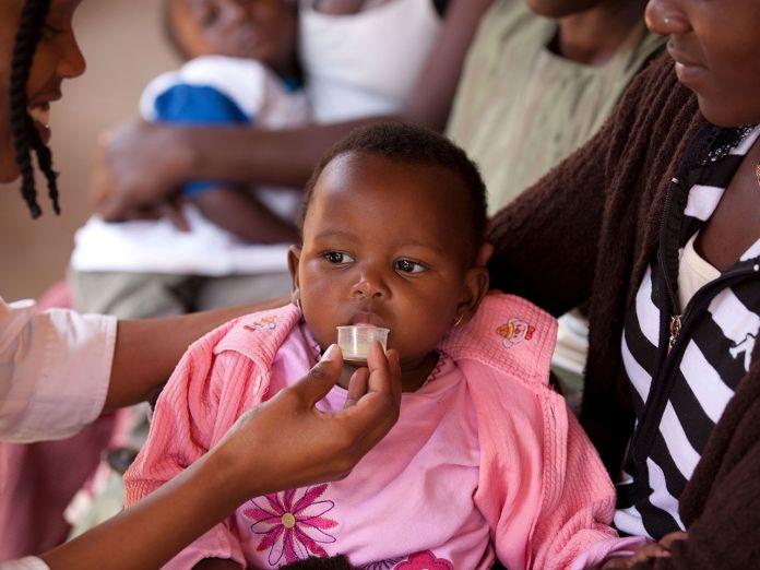 Antimalarial novartis