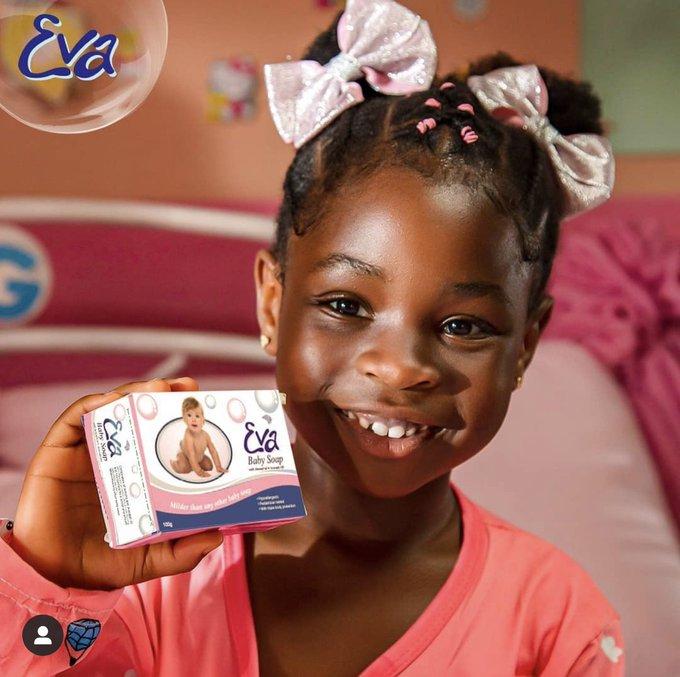 Eva Baby Soap