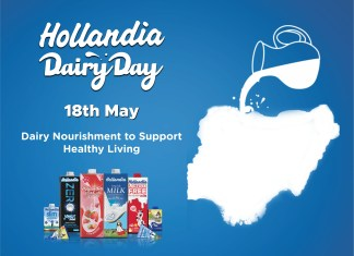 CHI Limited Celebrates Its Maiden Hollandia Dairy Day-Brand Spur Nigeria