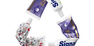 recyclable toothpaste