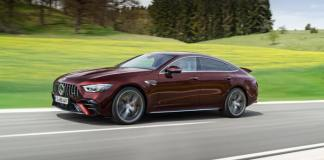 Lifestyle Update For The Successful Mercedes-AMG GT 4-Door Coupé-Brand Spur Nigeria