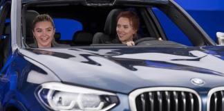 BMW Marvel Studios Black Widow