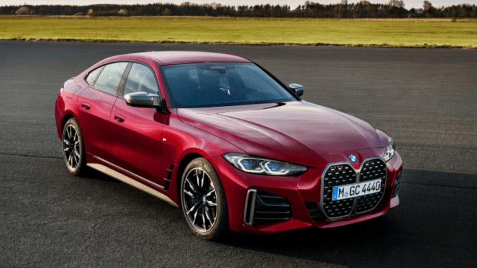 The All-New BMW 4 Series Gran Coupé-Brand Spur Nigeria