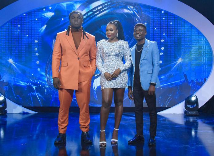 Nigeria Idol: Top 3 Finalists Emerge As Comfort Exits Competition-Brand Spur Nigeria