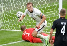 England Knock Out Germany From Euro 2020-Brand Spur Nigeria